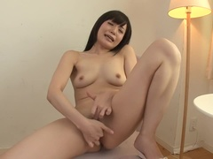Crazy Fox Japanese Young Slut Aris Ash, Which Perfectly Spent Time Masturbating