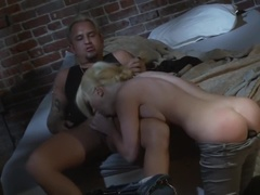 Incredibly Blonde Alexis Ford In The Strip Of Xxx Scene